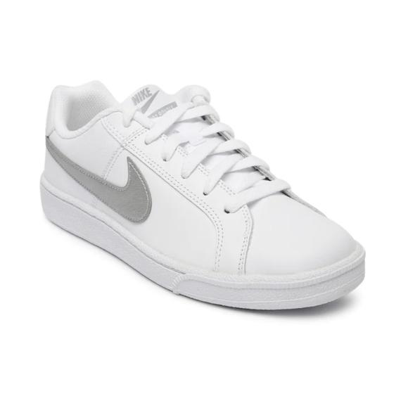 Nike Women Court Royale White Sneakers